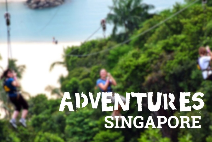 Adventured in Singapore