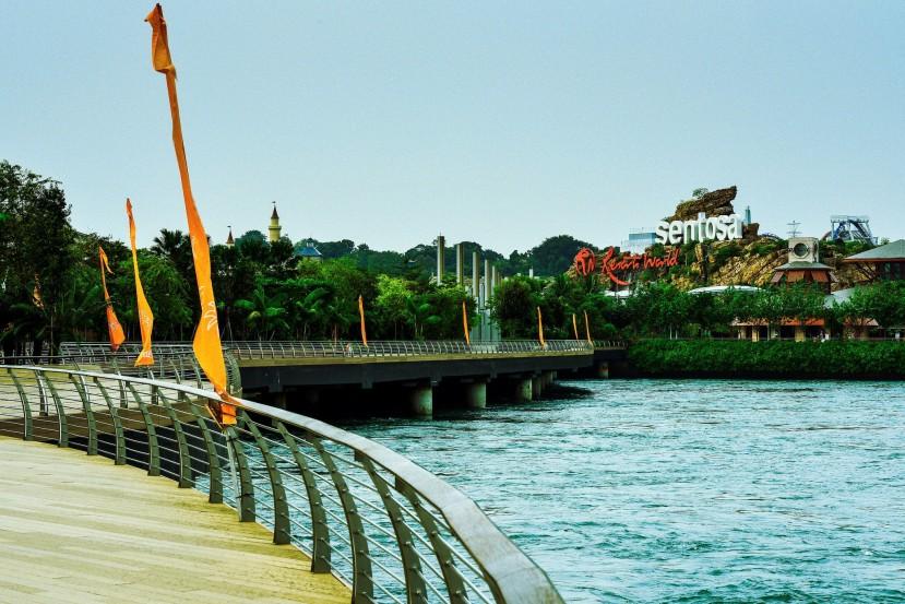 Sentosa in SIngapore
